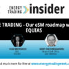 EWE TRADING – Our eSM roadmap with EQUIAS
