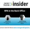 RPA in the Back Office
