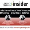 Trade Surveillance Tools' Constant Efficiency – a Matter of Balance