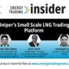Uniper's Small Scale LNG Trading Platform