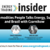 Commodities People Talks Energy, Sugar and Brazil with Czarnikow
